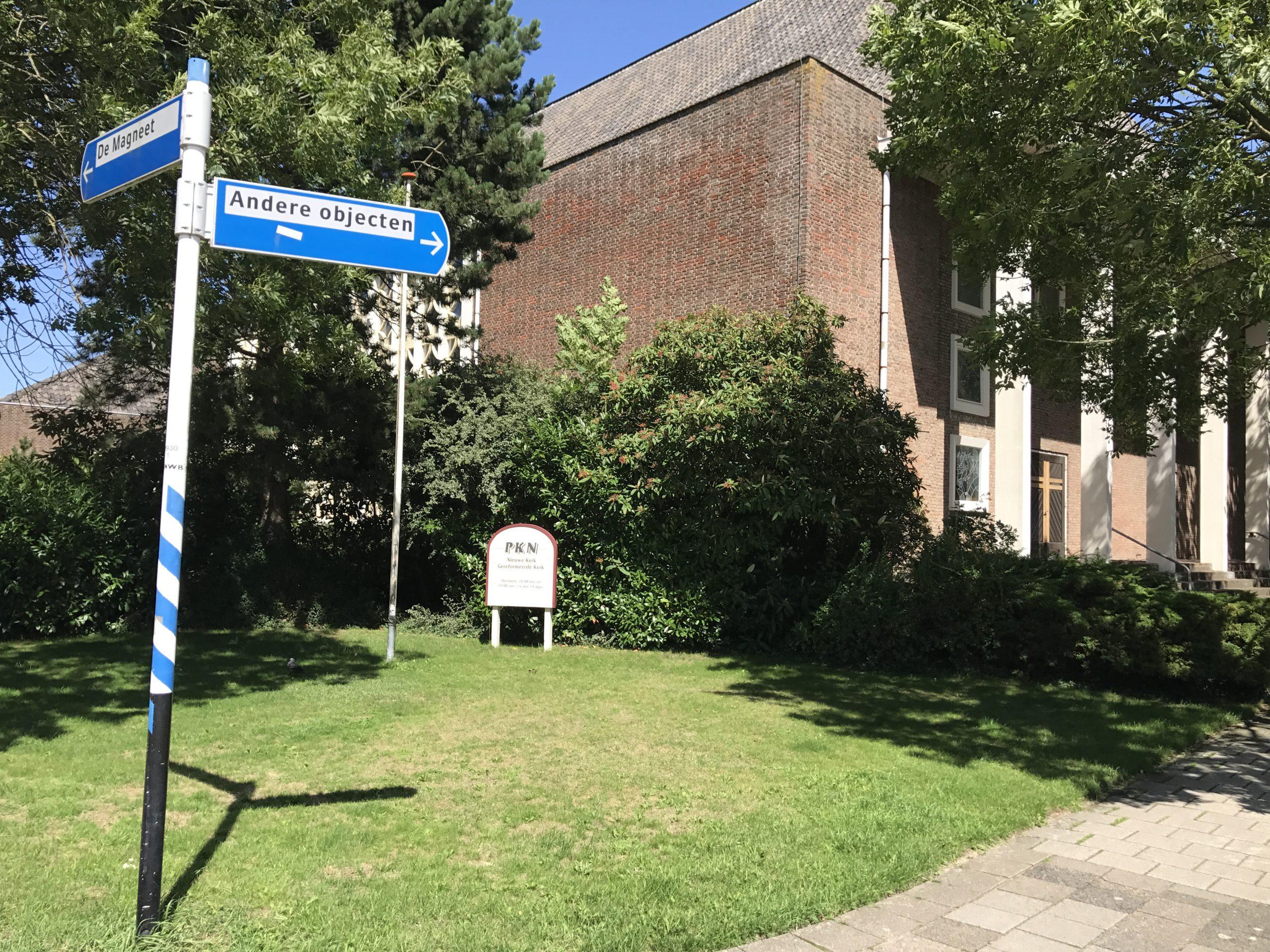 Maasland - nieuwe kerk