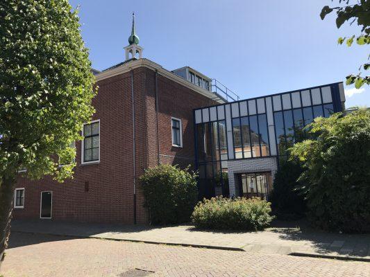 Maasland Gemeentehuis - Ingang