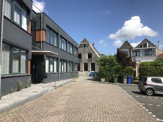 Maasland Gemeentehuis - Achterkant