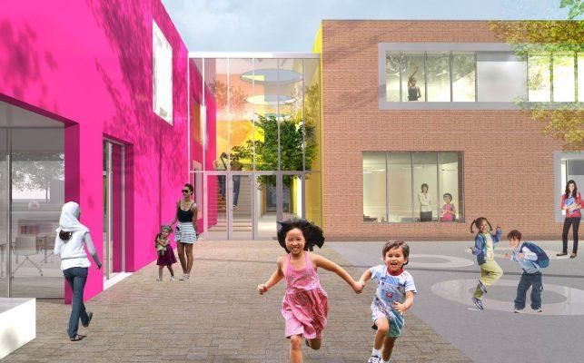 Opdrachtgever gezamenlijke nieuwbouw hele dag school in Utrecht