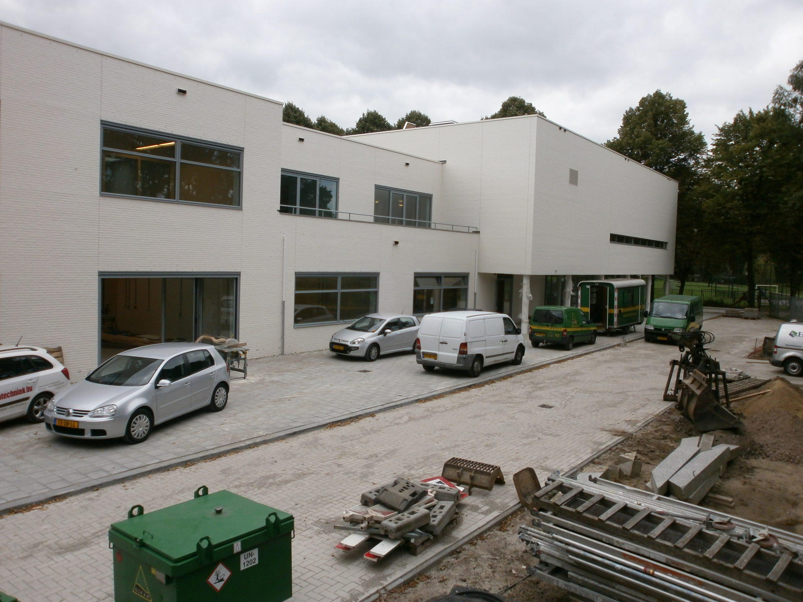 Projectleider nieuwbouw praktijkschool Kranenburg in Utrecht