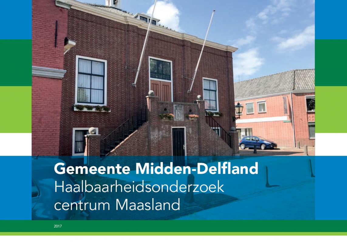 2017 - Rapport Haalb onderzoek - Maasland