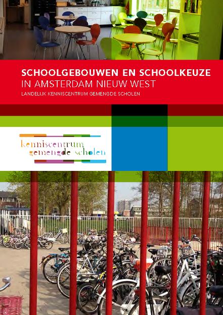 Amsterdam-West Schoolgebouwen en schoolkeuze